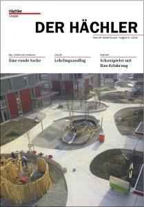 Firmenzeitung_Der Haechler_4_2018_Titelseite