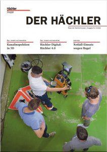Firmenzeitung_Der Hächler 3_2018_Titelseite
